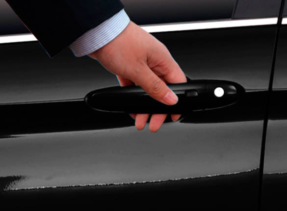 SUV Haval H2 apertura sin llave