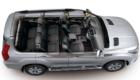 SUV Haval H9 viene con 3 filas de asientos
