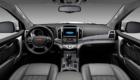 SUV Haval H9 un tablero con acabados de lujo