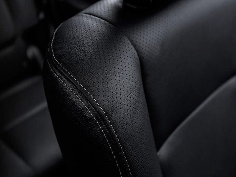 Van Shineray MPV 750 asientos bordados a mano, full equipo