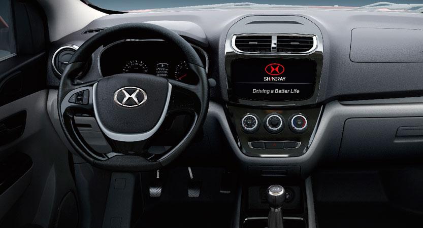 Van Shineray MPV 750 tecnología de punta