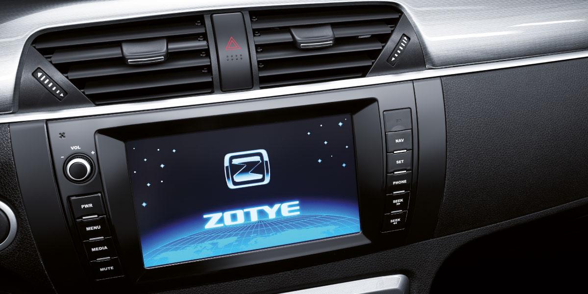 SUV Zotye T600 detalles que marcan la diferencia