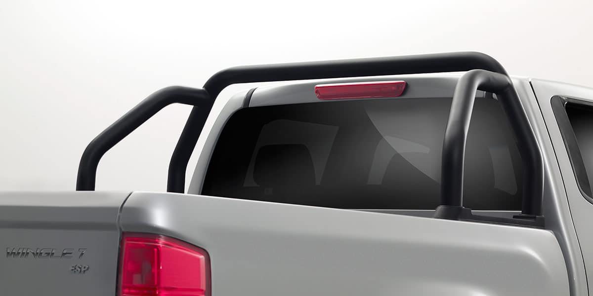 Camioneta Great Wall Wingle 7 roll bar deportivo