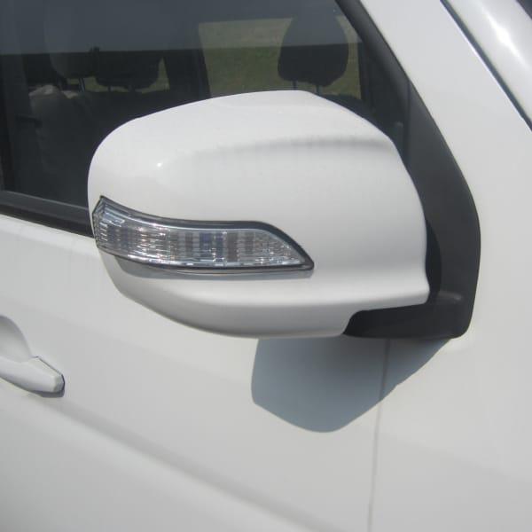 Furgoneta Shineray X30L direccionales