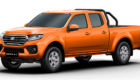Camioneta Great Wall Wingle 7 naranja