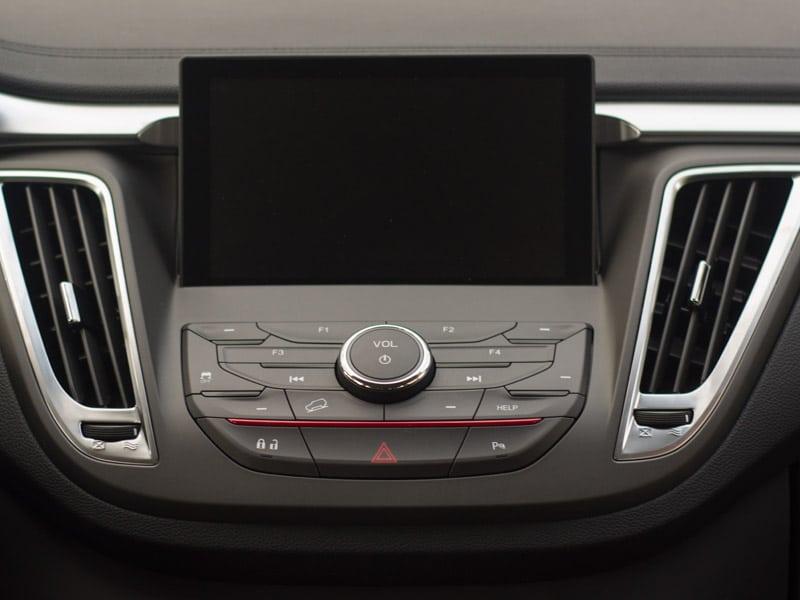 SUV Soueast DX7 pantalla táctil