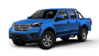 Camioneta Great Wall Wingle S color azul