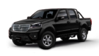 Camioneta Great Wall Wingle S color negro