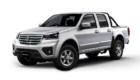 Camioneta Great Wall Wingle S color plata