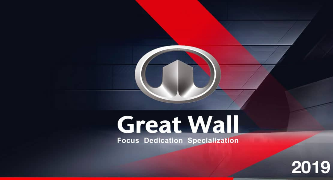 Great Wall Motors informe 2019