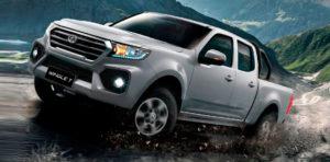 Great Wall Motors informe 2019 modelo Wingle 7