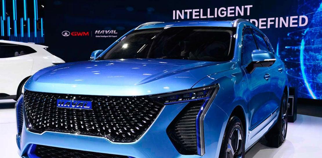 Haval SUV Concept H, Visión 2025