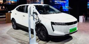Great Wall ExpoAuto India 2020 vehículos autónomos y eléctricos