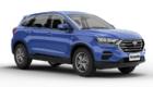 SUV Ambacar Shineray SWM color azul