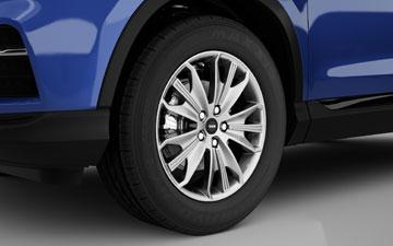 SUV Ambacar Shineray SWM con frenos de disco en las 4 ruedas