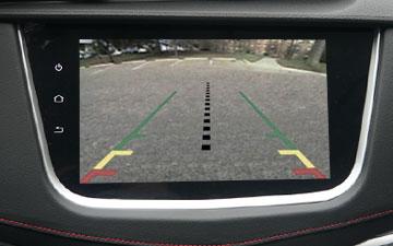 SUV Ambacar Shineray SWM con cámara y sensores de reversa