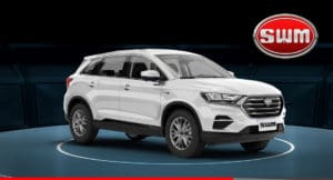 Ambacar trae el SUV con diseño italiano SWM