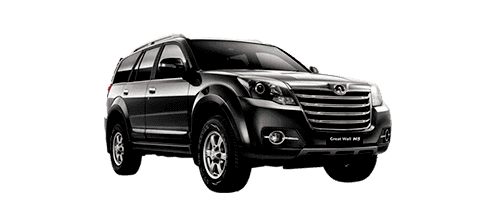 SUV Ambacar Great Wall H5 turbo