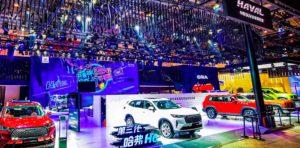 Noticias Ambacar Auto China 2020 Haval