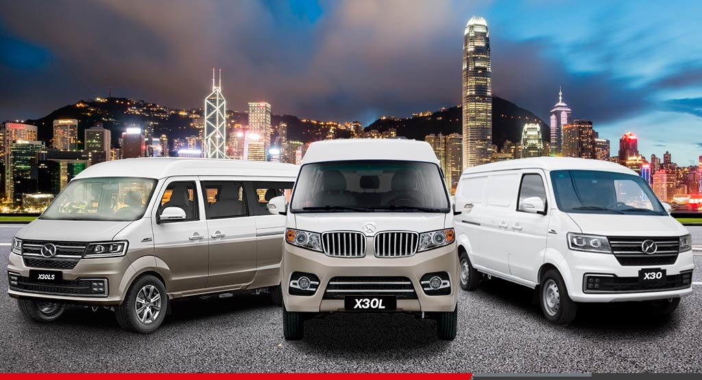 Shineray, la marca más vendida en el Ecuador en el segmento de Van