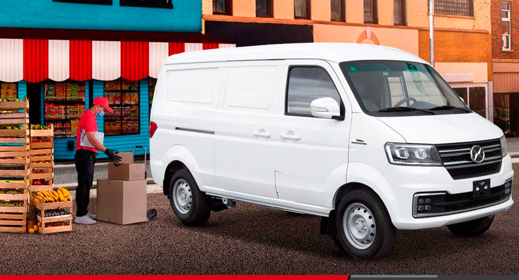 Van tus productos seguros en la Shineray X30 cargo