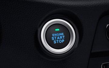 SUV Ambacar DFSK Glory 560 con botón de encendido
