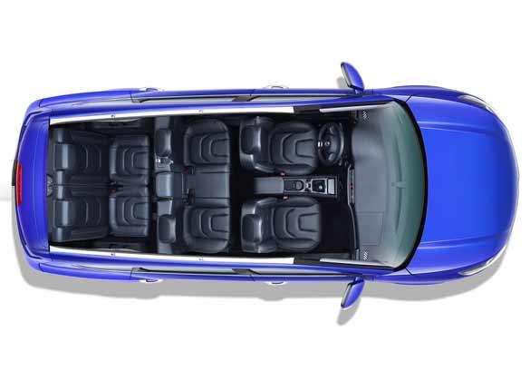 SUV Ambacar DFSK Glory 560 cómodo espacio interior