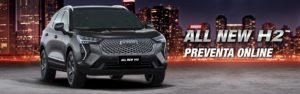 Preventa SUV Ambacar Haval All New H2