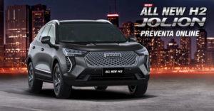 Preventa SUV Ambacar Haval All New H2 Jolion