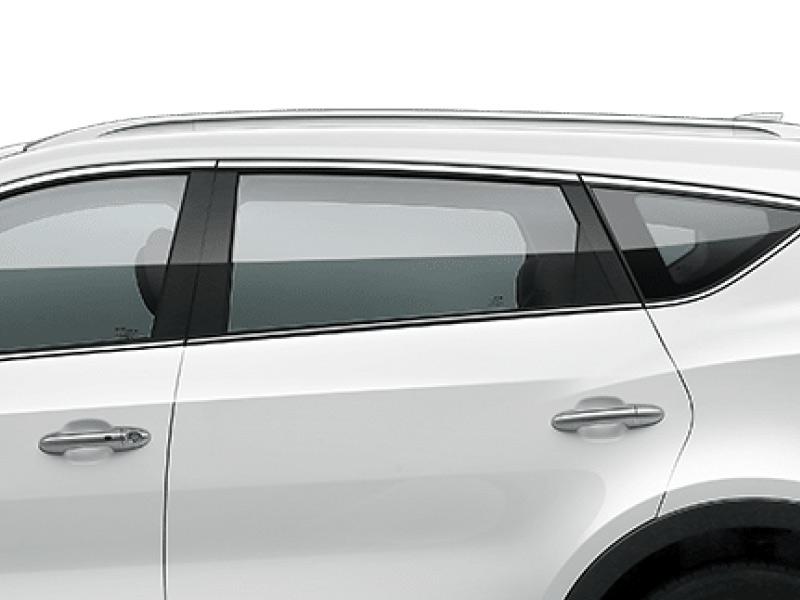 SUV DFSK Glory 580 barras porta parrilla