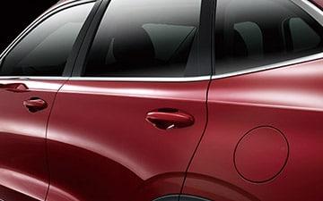 SUV Ambacar H6 tercera generación diseño aerodinámico