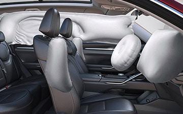 SUV Ambacar H6 tercera generación con 6 airbags