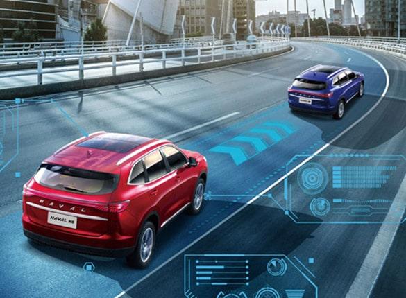 SUV Ambacar H6 tercera generación avances tecnológicos