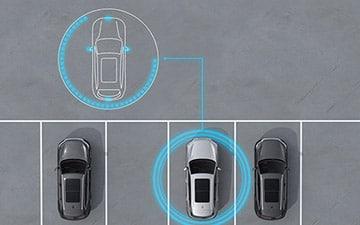 SUV Ambacar H6 tercera generación cámra 360 grados
