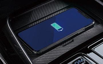 SUV Ambacar H6 tercera generación con cargador inalámbrico