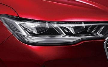 SUV Ambacar H6 tercera generación luz led y luz diurna