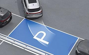 SUV Ambacar H6 tercera generación parqueo automático