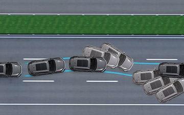 SUV Ambacar H6 tercera generación sistemas de seguridad