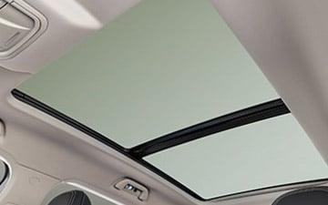 SUV Ambacar H6 tercera generación techo panorámico