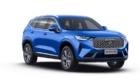 SUV Ambacar H6 tercera generación color azul