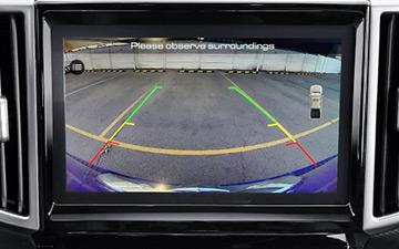 Camioneta Ambacar POER doble cabina con cámara de reversa