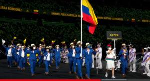 Ecuador brilla en el atletismo en los juegos paralímpicos