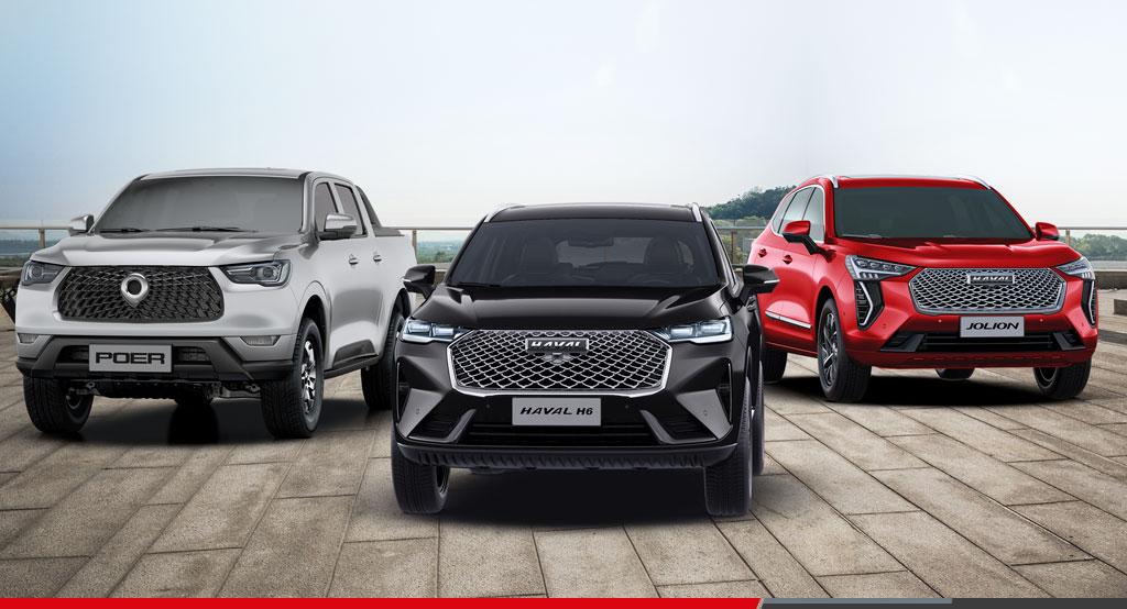 GWM consiguió un incremento del 29.9% en venta de vehículos